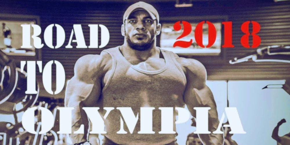 Біг Рамі зняв відео про свою підготовку до Mr. Olympia 2018