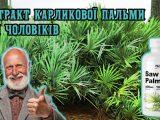 Екстракт карликової пальми для чоловіків