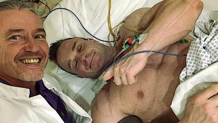 Ронні Рокелу зробили операцію на нозі