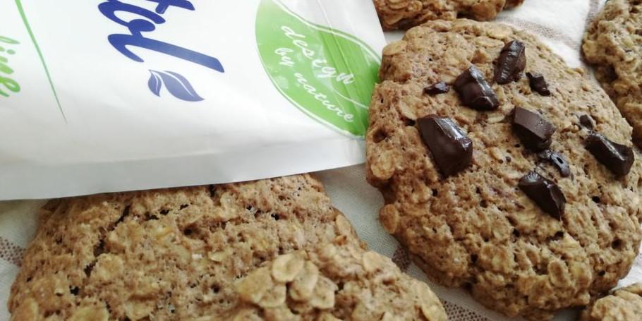 Дієтичне вівсяне печиво без цукру