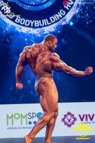 Седрік МакМіллан на IFBB Fitparade Hungary Pro 2019