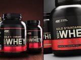 100% Whey Gold Standard отримав новий дизайн