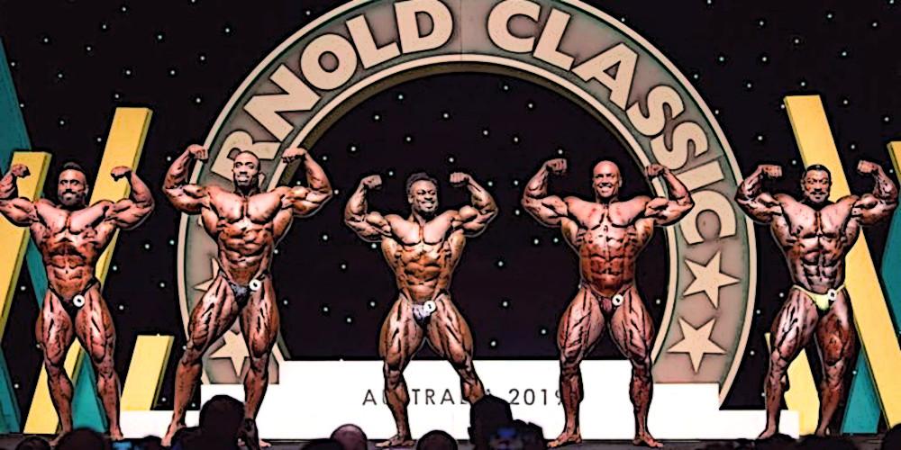 Arnold Classic Australia 2020: оголошено список запрошених спортсменів
