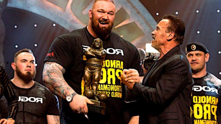 Arnold Strongman Classic 2020: результати