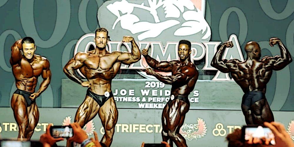 IFBB Pro League скасовує змагання через коронавірус