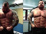 Едді Голл схуд до 164 кілограмів і похвалився фізичною формою