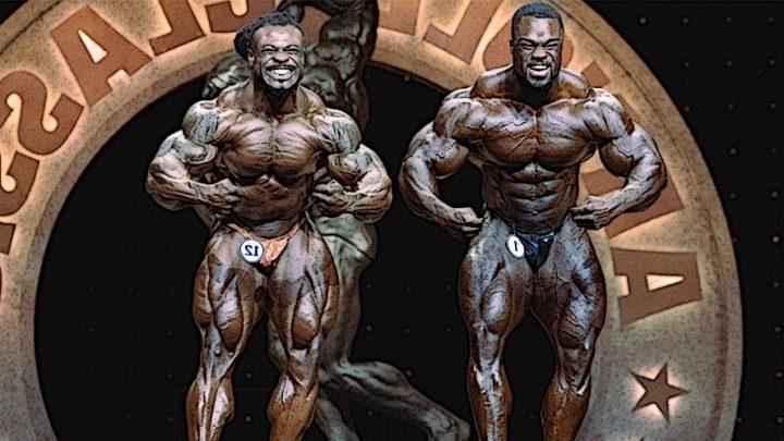 Брендон Каррі вважає, що Вільям Бонак міг би здобути перемогу на Містер Олімпія 2020