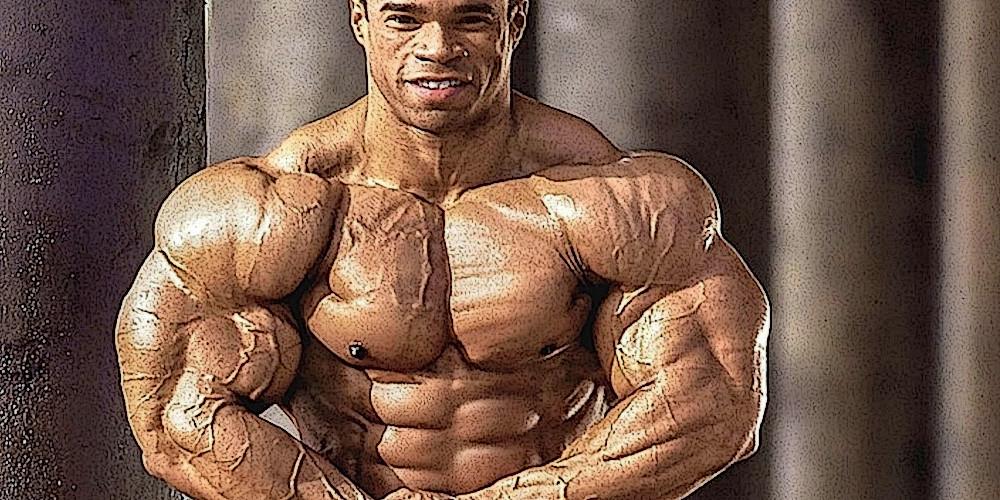 Кевін Леврон виконав жим штанги з-за голови з вагою 143 кілограми