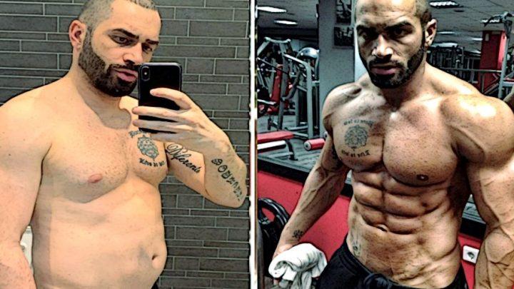 Лазар Ангелов розповів про вживання стероїдів