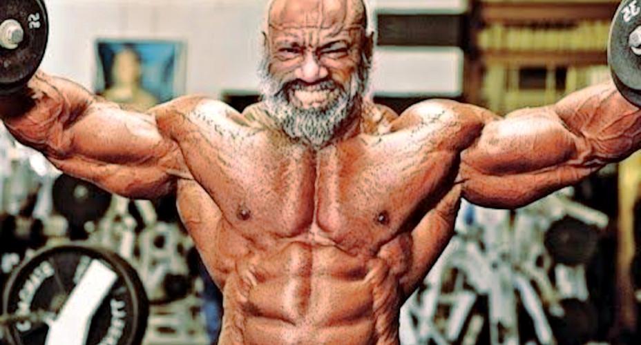 Декстер Джексон схуднув на 20 кілограмів після завершення змагальної кар'єри