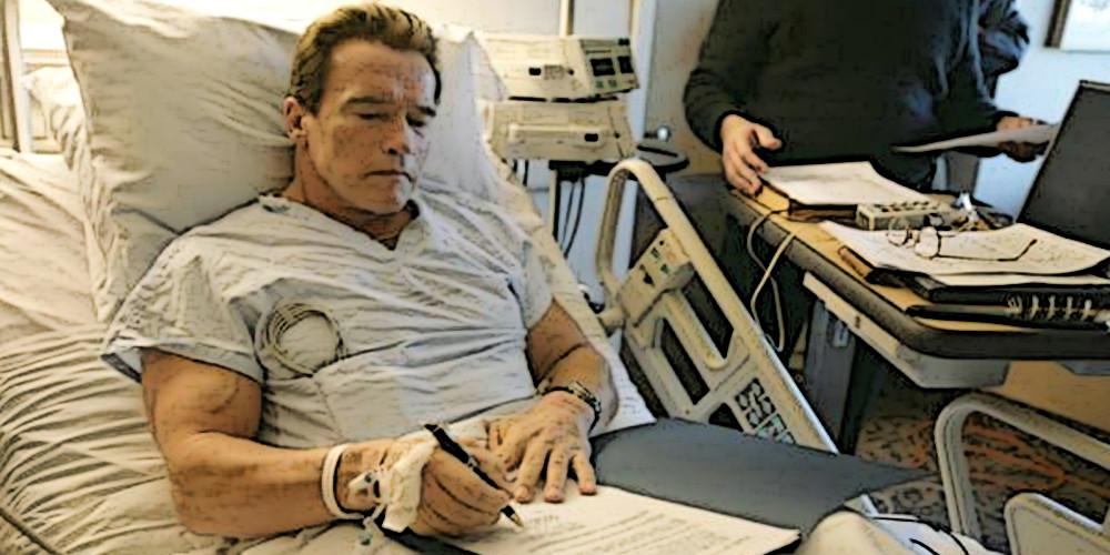 Арнольду Шварценеггеру сделали неотложную операцию на сердце