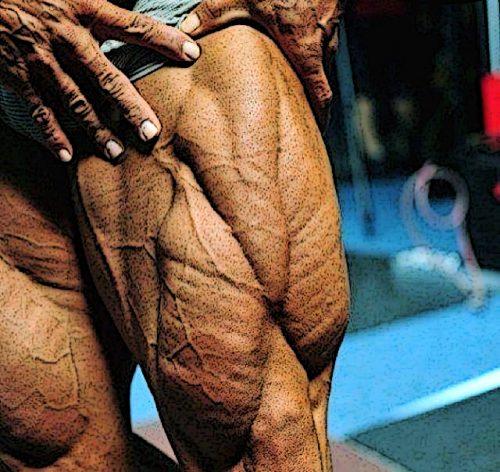 Для роста мышц ног необходимо не только правильно тренироваться, но и правильно питаться