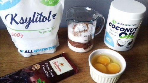 Диетический шоколадный торт: необходимые ингредиенты