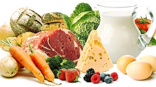 Для набора веса необходим правильный баланс питательных веществ