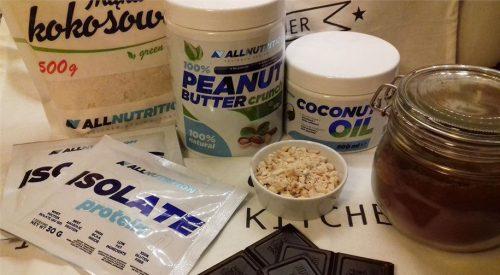 Низкоуглеводные шоколадные батончики с протеином: необходимые ингредиенты