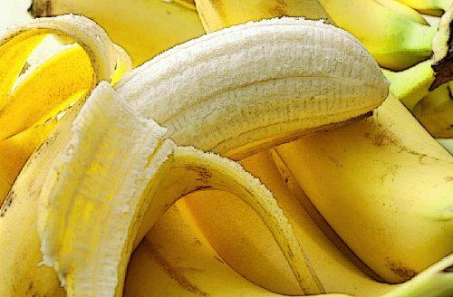 Бананы являются оптимальным выбором для употребления после тренировки