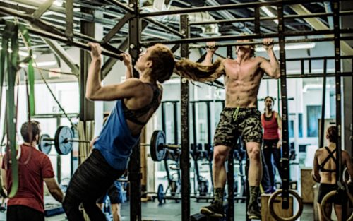 BCAA дозволяють тренуватися довше і інтенсивніше