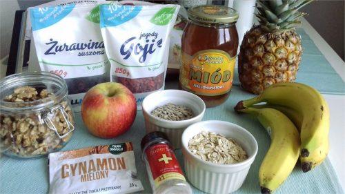Домашняя гранола: необходимые ингредиенты