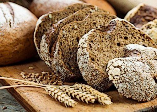 Житній хліб є джерелом складних вуглеводів