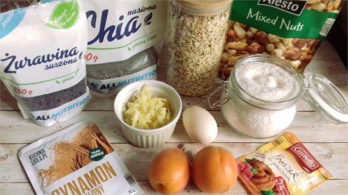 Вівсяна запіканка з фруктами: необхідні інгредієнти: необходимые ингредиенты