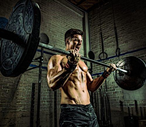 Збільшення інтенсивності тренувань сприяє росту м'язів і поліпшенню витривалості