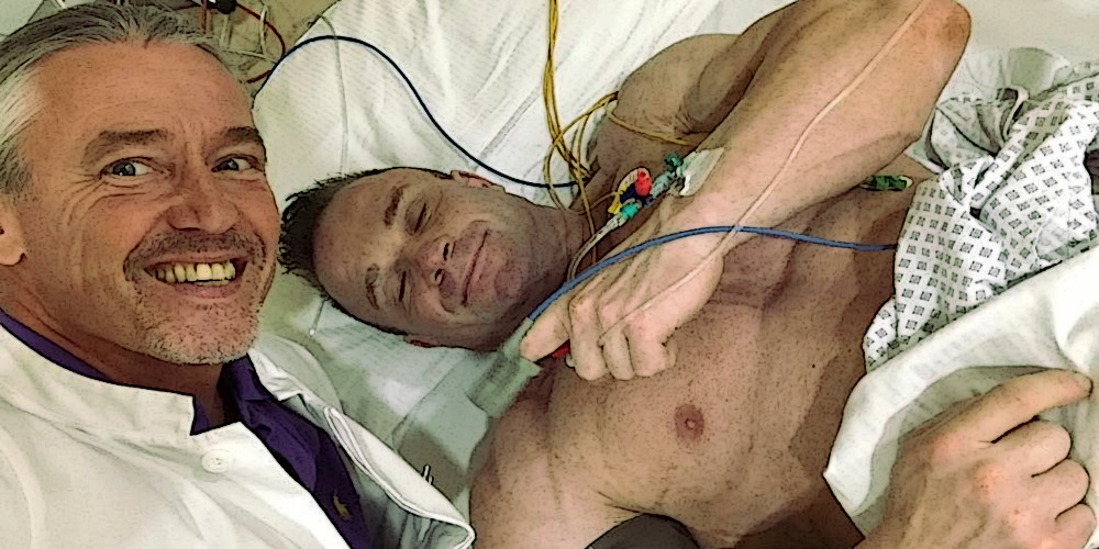 Ронни Рокелу сделали операцию на ноге