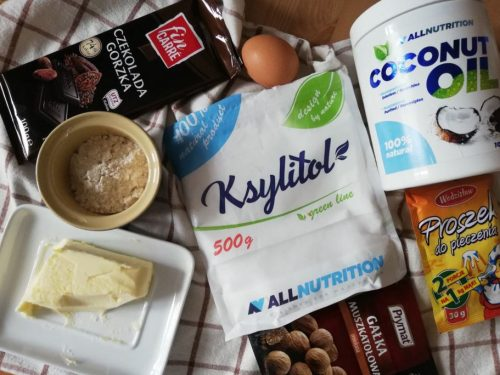 Диетические брауни без сахара: необходимые ингредиенты