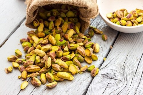 Фісташки знижують рівень поганого холестерину