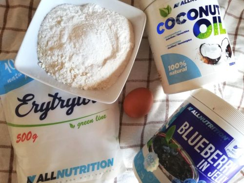 Чорничний пиріг без цукру: необхідні інгредієнти