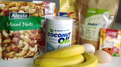 Банановий хліб з горіхами: необхідні інгредієнти