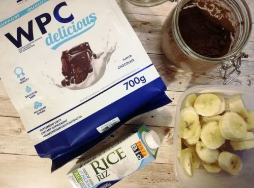 Дієтичний десерт з протеїном а-ля Monte: необхідні інгредієнти