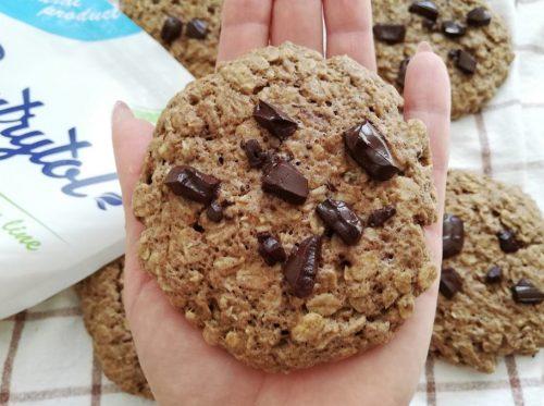 Диетическое овсяное печенье без сахара: процесс приготовления