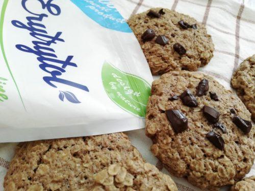 Диетическое овсяное печенье без сахара: готовое блюдо