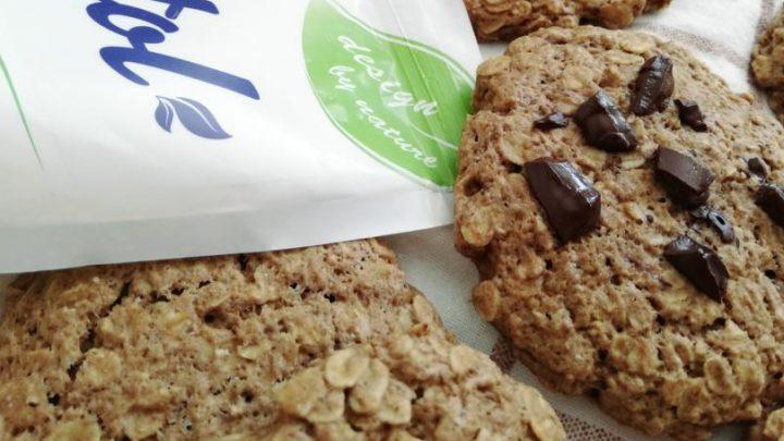 Диетическое овсяное печенье без сахара
