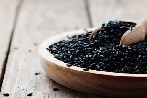 Чорний рис