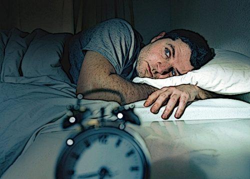 Поганий сон — ознака перетренованості