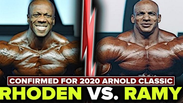 Шон Роден будет участвовать в турнире Arnold Classic USA 2020