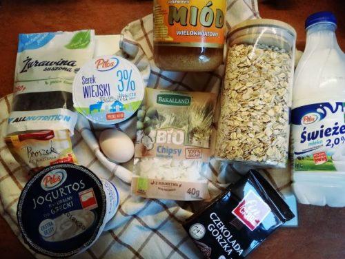 Творожно-овсяный пирог: необходимые ингредиенты