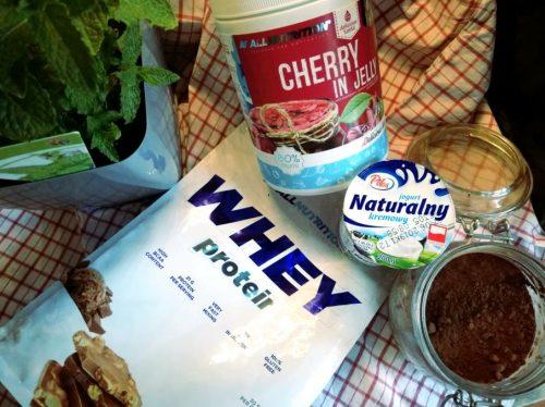 Диетический шоколадно-вишневый мусс: необходимые ингредиенты