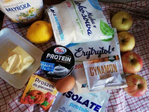 Дієтичний яблучний пиріг без цукру: необхідні інгредієнти