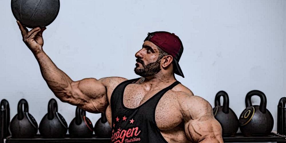 Хади Чупан присоединился к команде Evogen Nutrition