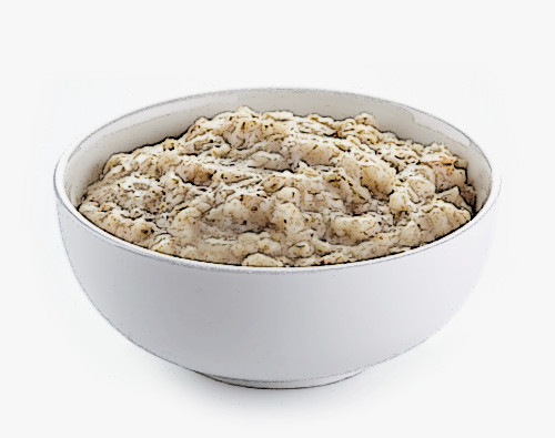 Вівсянка є традиційним вуглеводним сніданком