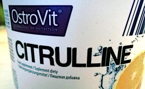 Цитруллин малат является самой популярной формой цитруллина