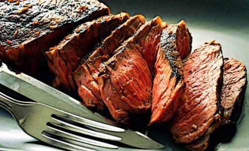 Мясо способствует выработке тестостерона