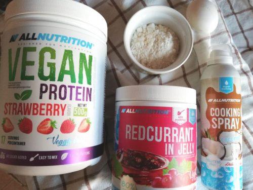Протеїнові вафлі без цукру: необхідні інгредієнти