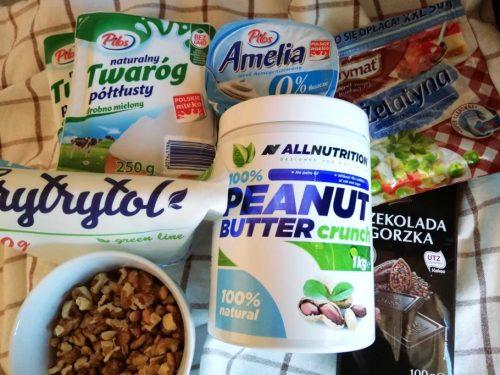 Дієтичний чізкейк «Снікерс»: необхідні інгредієнти