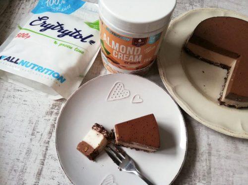 Мигдально-йогуртовий торт: готова страва
