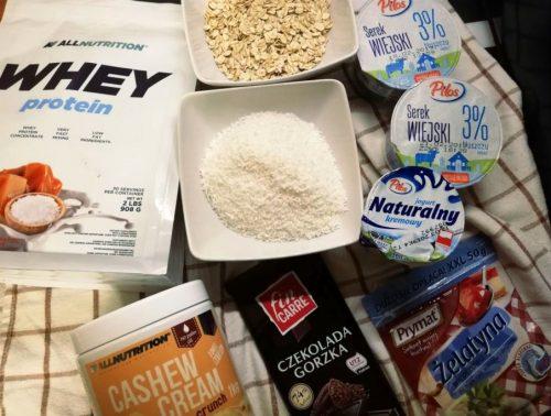 Тарт с протеином: необходимые ингредиенты