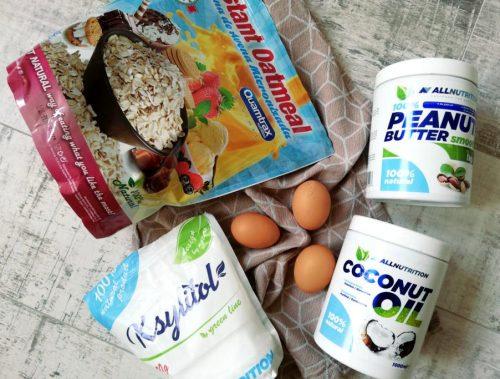 Омлет с овсяной мукой: необходимые ингредиенты