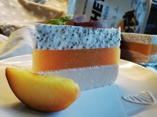 Дієтичний персиковий чізкейк: процес приготування